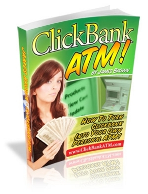 Product picture Clickbank ATM -  Make Money Online Systems!